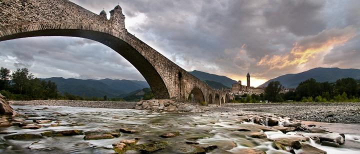 Ponte gobbo di fedevphoto
