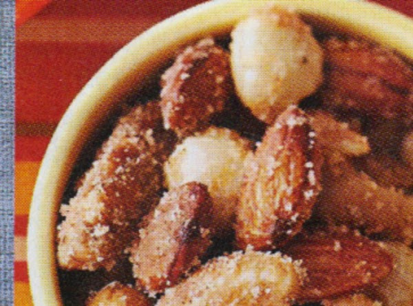 Slow-cooker Sweet N' Hot Nuts Recipe