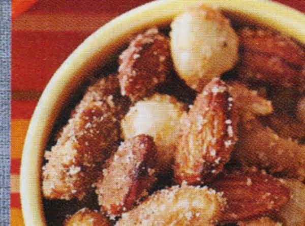 Slow-cooker Sweet N' Hot Nuts