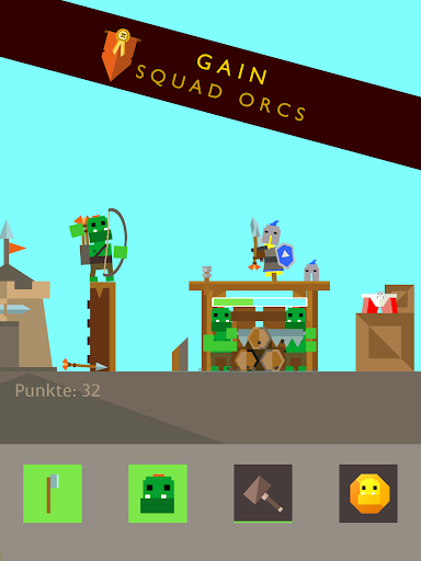 Orcs X - Idle Clicker RPG apkmr screenshots 14