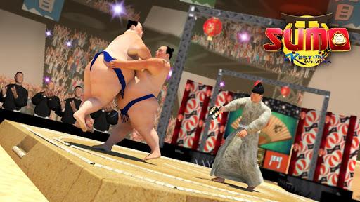 SUMO WRESTLING - GRAND SUMO GAME : REVOLUTION 2K18