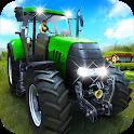 Mega Tractor Simulator - Farmer Life 2019 icon