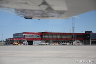 Photo: Velkommen til Aarhus Lufthavn