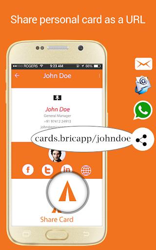 Business Card Reader: Card Scanner & Organizer Pro 1.3.2 screenshots 7