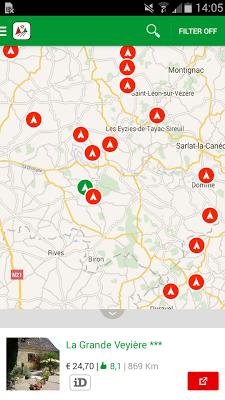 ACSI Great Little Campsites - screenshot