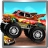 Monster Truck Stunt Lite mobile app icon