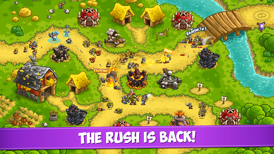 Kingdom Rush Vengeance v1.6 APK (Mod Unlocked) Data Obb Full