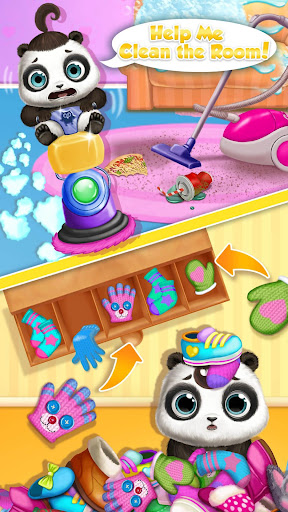 Panda Lu Baby Bear Care 2 - Babysitting & Daycare  screenshots 6