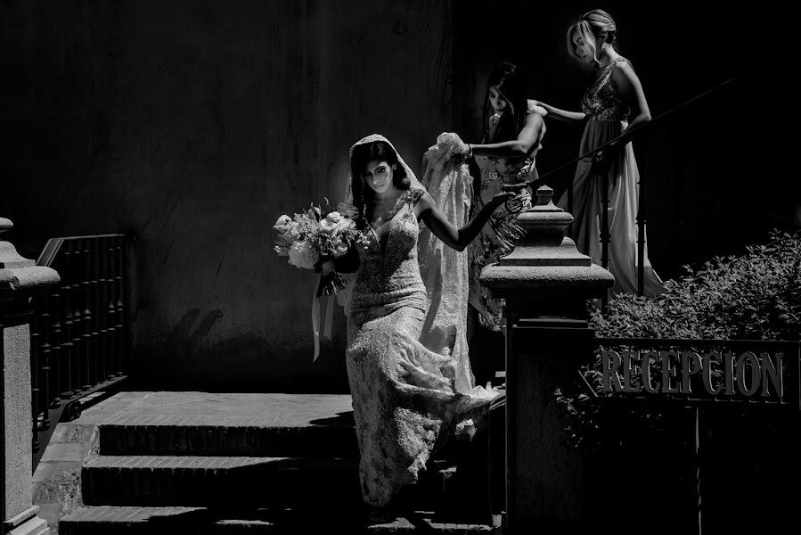 Wedding photographer Olmo Del valle (olmodelvalle). Photo of 30.01.2020