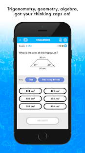 MathCal - Math challenge- screenshot thumbnail