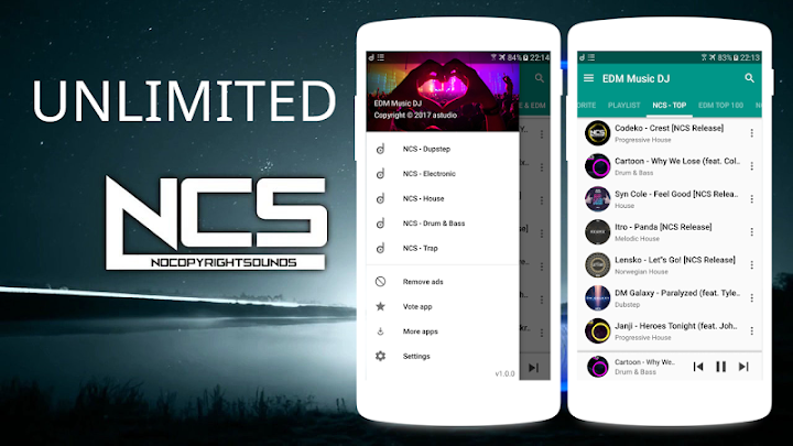 Best of NCS Music - EDM Nonstop DJ on Google Play Reviews