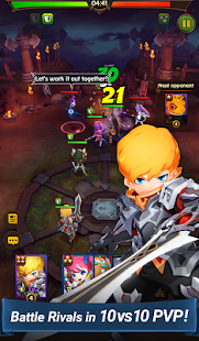 Hello Hero: Epic Battle- screenshot thumbnail