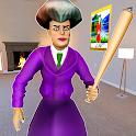 New Scary Teacher 3D-Scary Neighbor House Games icon