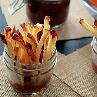 Salt and Vinegar Fries.