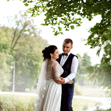 Wedding photographer Nataliya Salan (nataliasalan). Photo of 20.10.2018