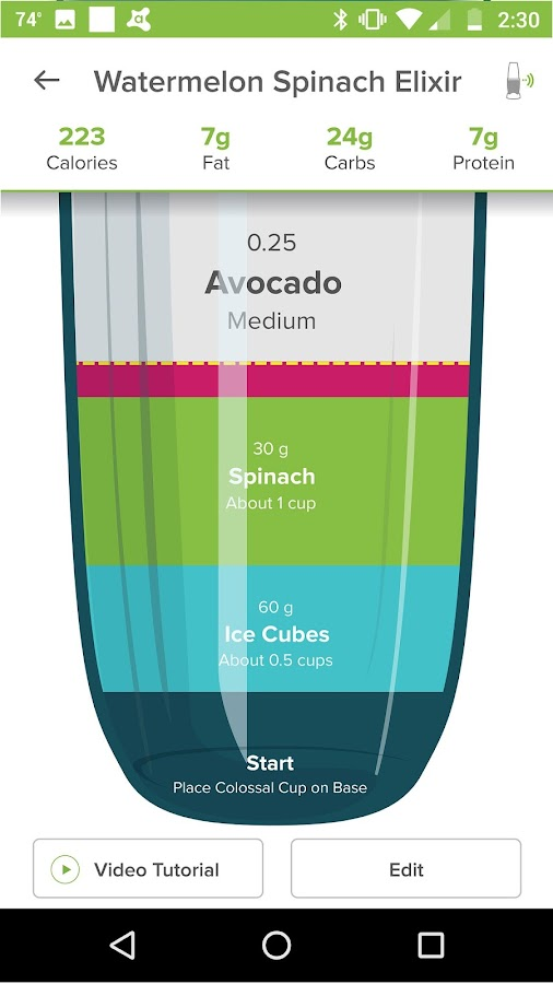 NutriBullet Balance- screenshot