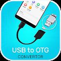 OTG USB Driver For Android - USB OTG Checker icon