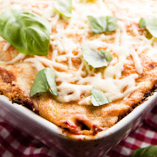 One Dish Easy Chicken Cacciatore Pasta Bake Recipe