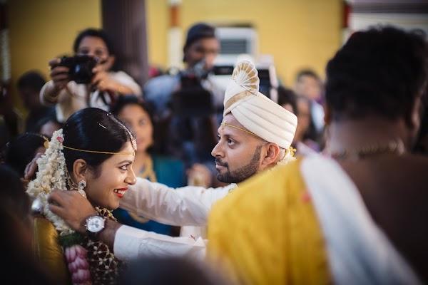 Wedding photographer Thirdeyestudio Pv (pvs742004). Photo of 08.10.2017