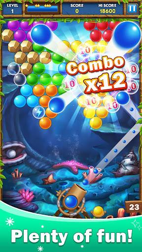 Bubble Adventure screenshot 2