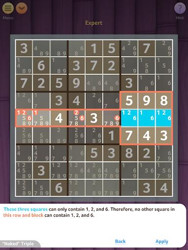Sudoku+ Varies with device screenshots 9