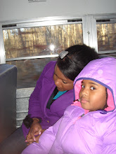 Photo: on the bus on the way back from the cave
