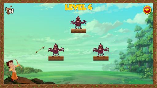 Chhota Bheem Shoot the Leyaks Game apkdebit screenshots 22