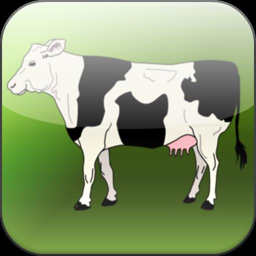 Moo Cow Milk Mania 休閒 App LOGO-硬是要APP