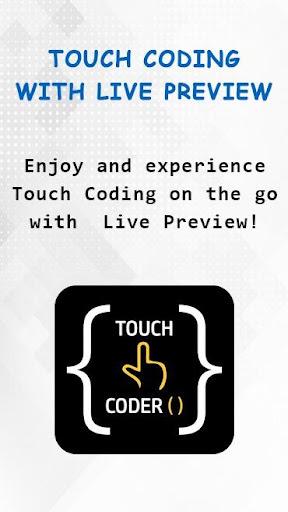HTML CSS Live Code Editor & Learning screenshot 1