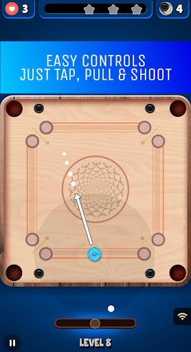 Carrom Royal - Multiplayer Carrom Board Pool Game apktram screenshots 1