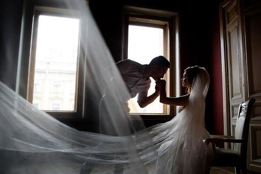 Bröllopsfotograf Nadya Yamakaeva (NdYm). Foto av 09.05.2018
