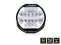 "Lazer LED Sentinel Chrome 9"""