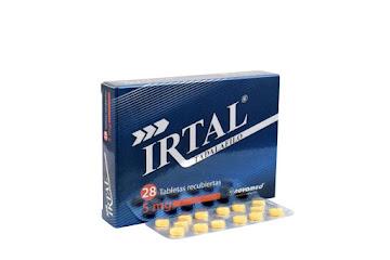 Solo Online Irtal 5 Mg Tab/Comp x 28   Und