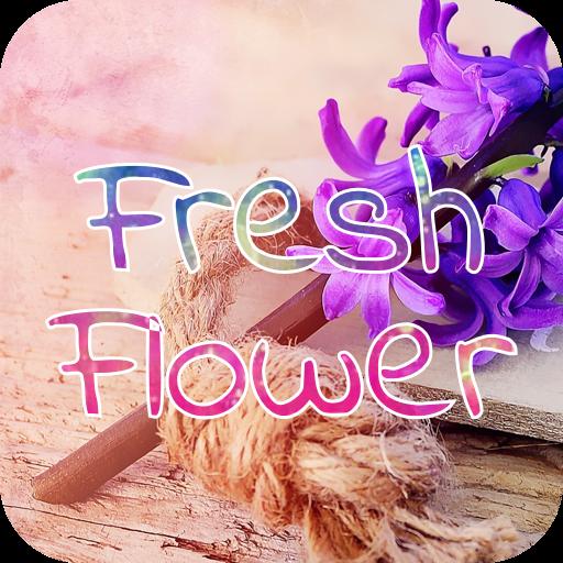 Fresh Flower Font for FlipFont , Cool Fonts Text