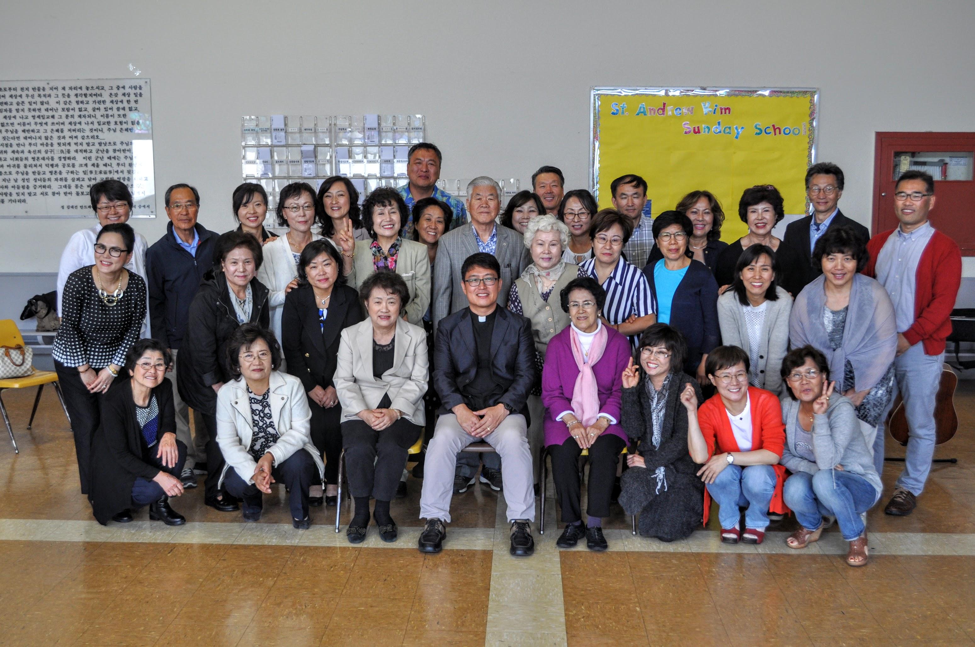 합동기도회 -북가주 성령쇄신 봉사회 09/03/2016