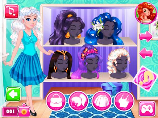 ألعاب تلبيس بنات جميلة 3.1 DreamHackers 4