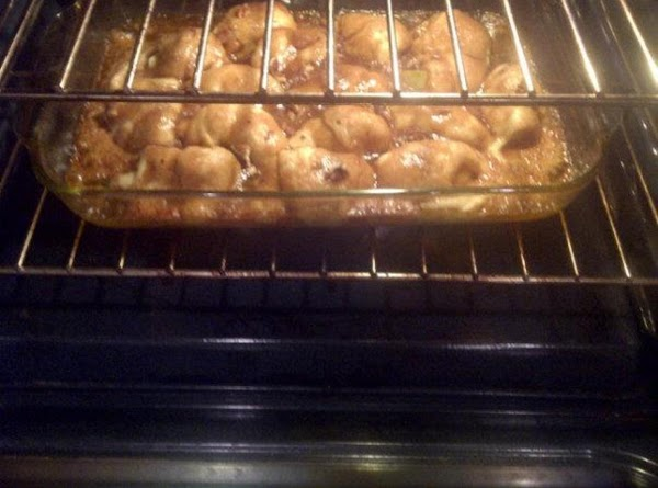 Place in oven and bake for 35-45 minutes or until golden brown color appears