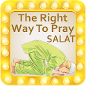 The Right Way to Pray (Salat) icon