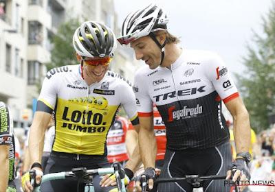 Fabian Cancellara heeft nieuwe sportieve uitdaging beet