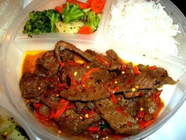 ~ Tender Korean Style Beef ~ Recipe