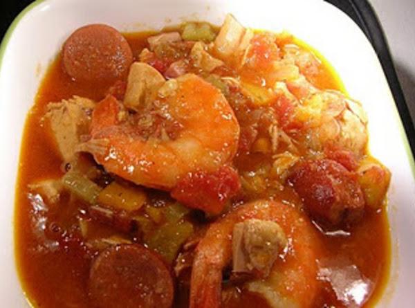 Holy Trinity Jambalaya Stew Recipe