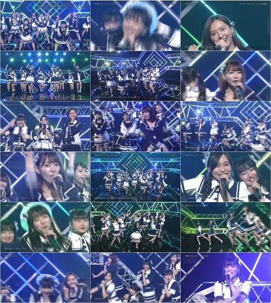 (TV-Variety)(720p+1080i) HKT48 Part – Buzz Rhythm 02 180504