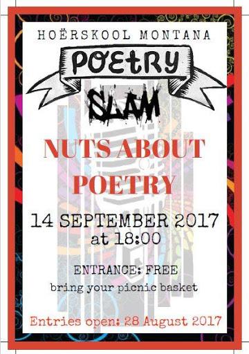 Poetry Slam : Hoërskool Montana
