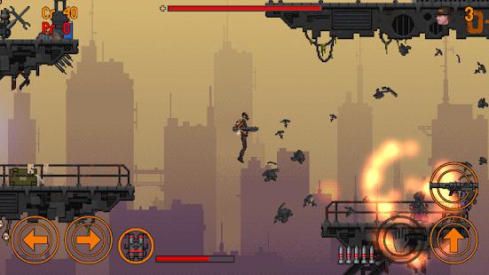 Slip Gear: Jet Pack Wasteland Screenshot