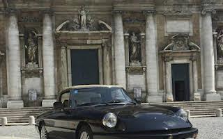 Alfa Romeo Duetto Rent Emilia-Romagna