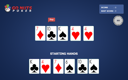 Go Nuts Poker- screenshot thumbnail
