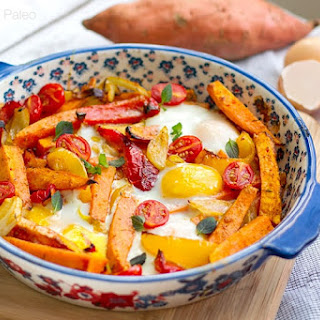 Baked White And Sweet Potatoes Recipes