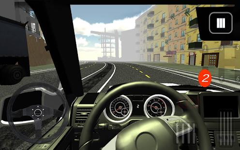 Real Speed Car Parking Simulator : Crazy Parking - náhled