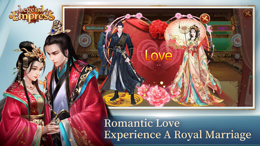 Screenshot for Legend of Empress in United States Play Store