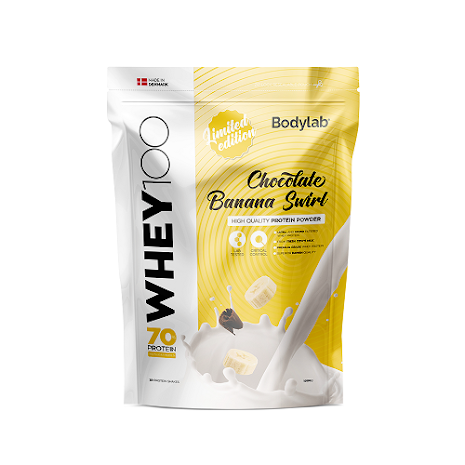 Bodylab Whey 100 - Chocolate Banana Swirl